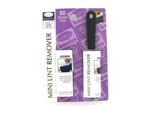 Lint roller with refill is now on sale