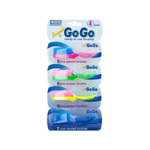 Comfy Plane's Ready-To-Go Toothbrush Set
