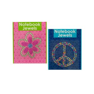 Comfy Plane's Notebook Jewels