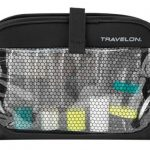 TRAVEL ESSENTIAL TOILETRIES KIT
