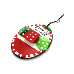 Bunco Buddies ornament | bulk buys