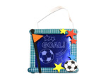 Soccer Banner Craft Kit | bulk buys