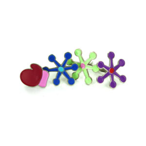 Brads in holiday shapes, pack of 36   bulk buys