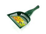 Deluxe litter scoop (assorted colors) | tinys
