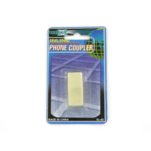 In-line phone coupler | telnet