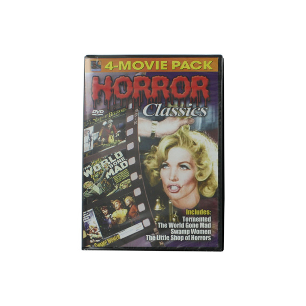 Horror Classics movie 4-pack | bulk buys