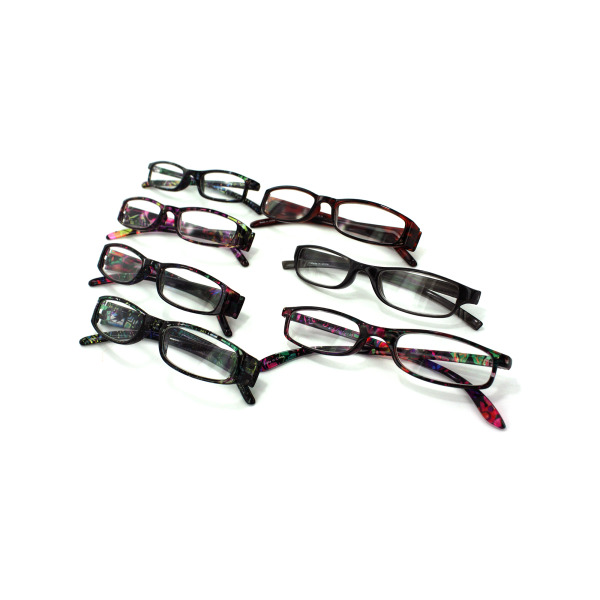 Reading glasses, assorted designs and powers | bulk buys