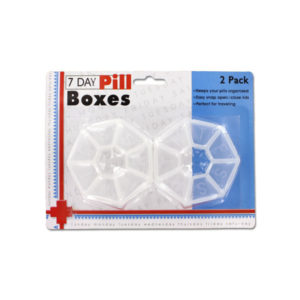 7-day pill box double pack | bulk buys