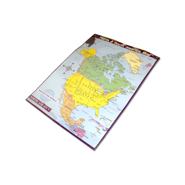 North and South America maps | bulk buys