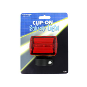 Clip-on safety light | bulk buys