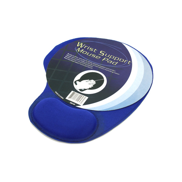 Mouse Pad with Cushion Wrist Support | bulk buys