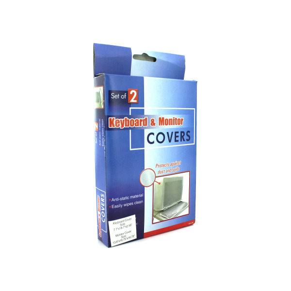Monitor and keyboard protective covers | bulk buys