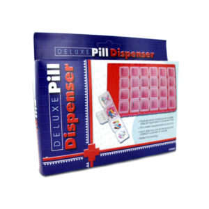 Deluxe pill dispenser | bulk buys