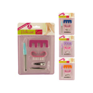 Deluxe Pedicure Set | salon collections