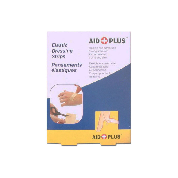 Elastic dressing strips for first aid, pack of Ten | bulk buys