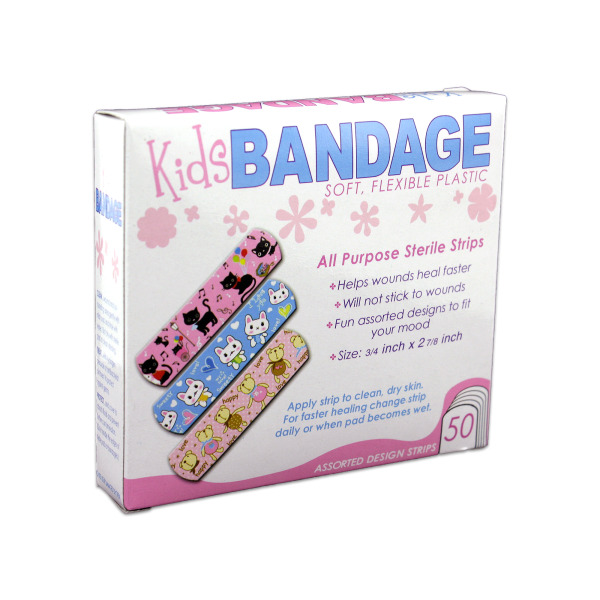 Bandages with Kids Designs   bulk buys