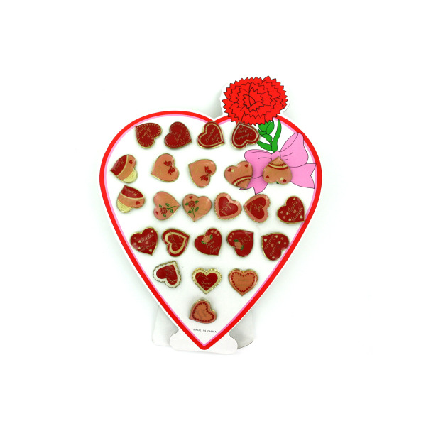 Spanish mom heart pin set | bulk buys
