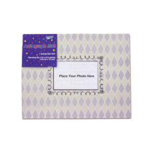 New Years autograph photo mat | bulk buys