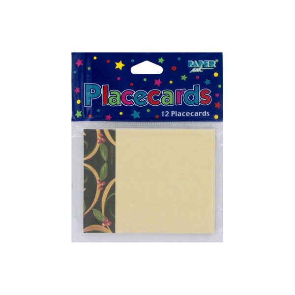 Chocolate Berries place cards, pack of 12 | bulk buys