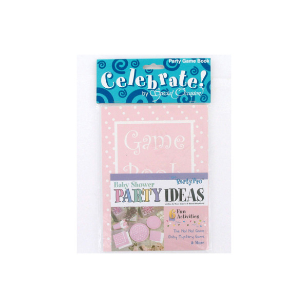 Baby shower party idea book | bulk buys