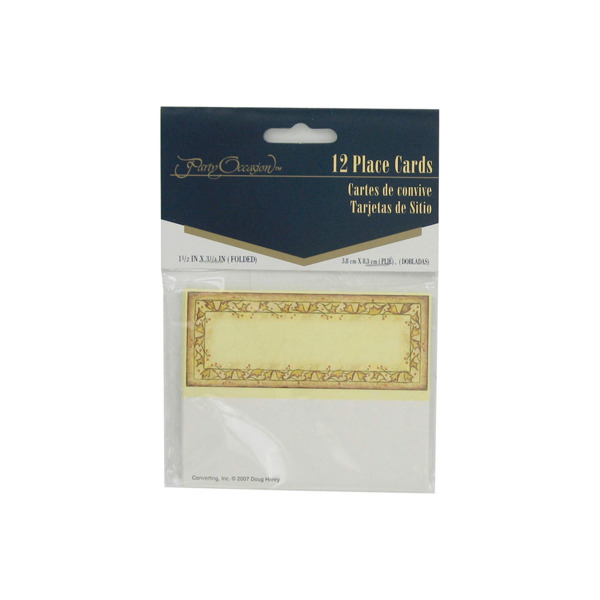 Thanksgiving place cards   bulk buys