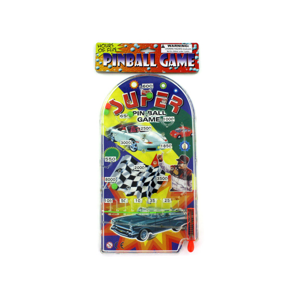 Racing-themed pinball game | bulk buys
