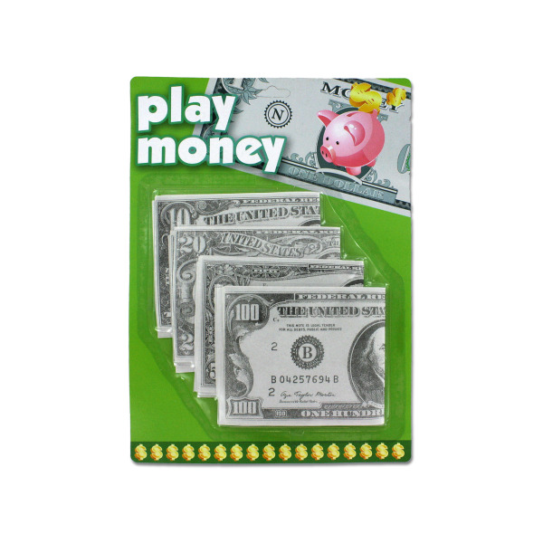 Giant play money | bulk buys