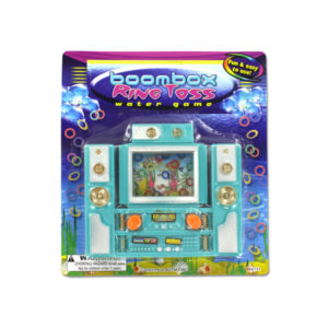 Boom box ring toss game | bulk buys