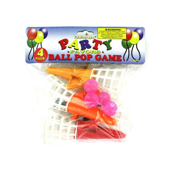 Ball pop party favors | carnival party favors