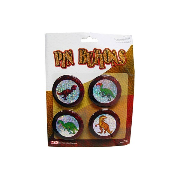 Dinosaur button | bulk buys