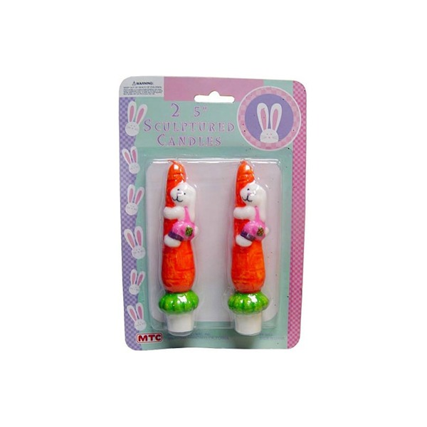 Sculpted Easter candles | bulk buys