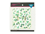 Double light plate, ivy pattern | bulk buys