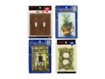 Assorted switchplates, 200 pieces | bulk buys