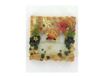 Floral polyresin light switch cover | bulk buys