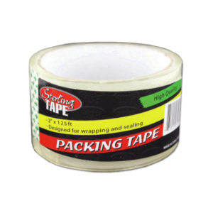 Packing Tape | sterling
