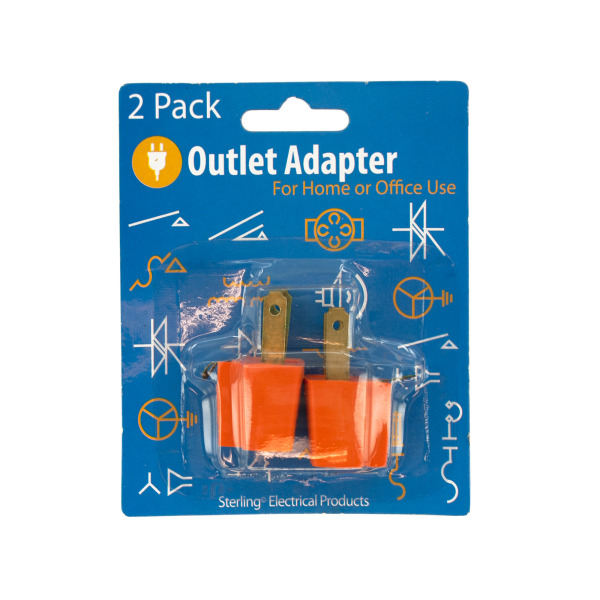Ground Plug-in Outlet Adapters | sterling