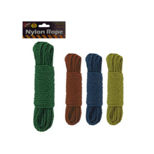 Woven Nylon Rope | sterling