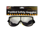 Padded safety goggles | sterling