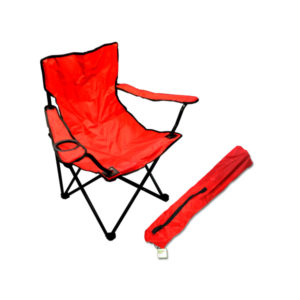 Portable Folding Chair with Drink Holder | bulk buys