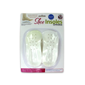 Orthopedic shoe insoles | as seen on tv