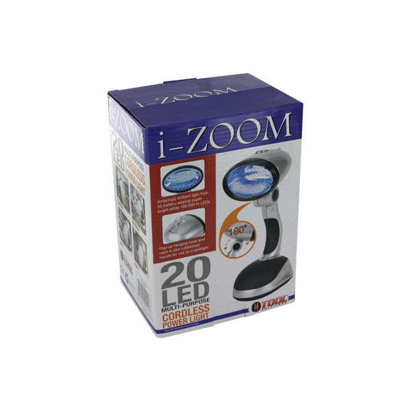i-Zoom cordless power light | bulk buys