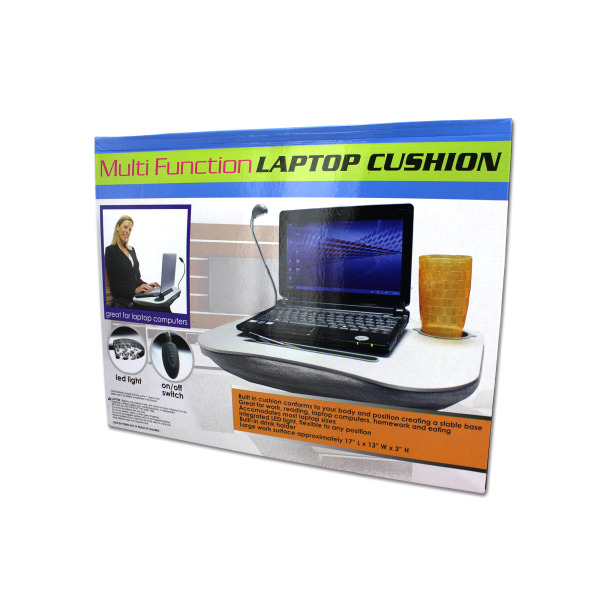 Adult Laptop Desk with LED Lamp | bulk buys