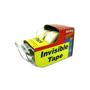 2 Pack invisible tape dispensers | sterling