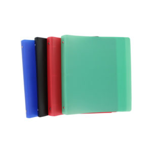 3-ring binder, 1 inch, assorted colors | bulk buys