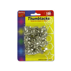 Thumbtack value pack | sterling