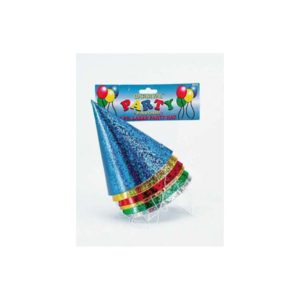 Foil party hats | carnival party favors
