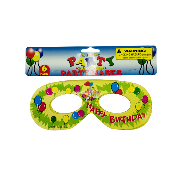 Party masks | carnival party favors