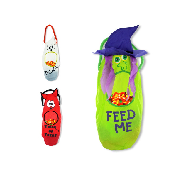 Big mouth trick or treat bags | bulk buys