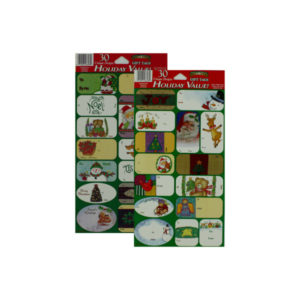 To and From holiday stick labels, pack of 30   bulk buys