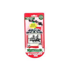 1st Christmas photo ornament frame | bulk buys